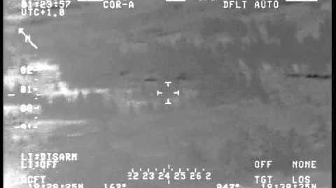 Aguadilla Coast Guard UFO Video - Higher Resolution