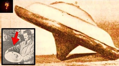 """1957 UFO"" found In London Museum Archives?"