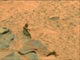 Martian being
