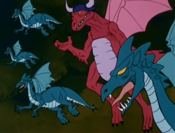 Dragon (Masters of the Universe)