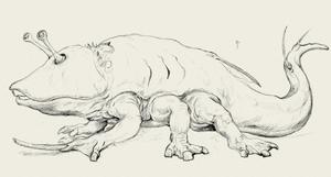 Mudpod sketch