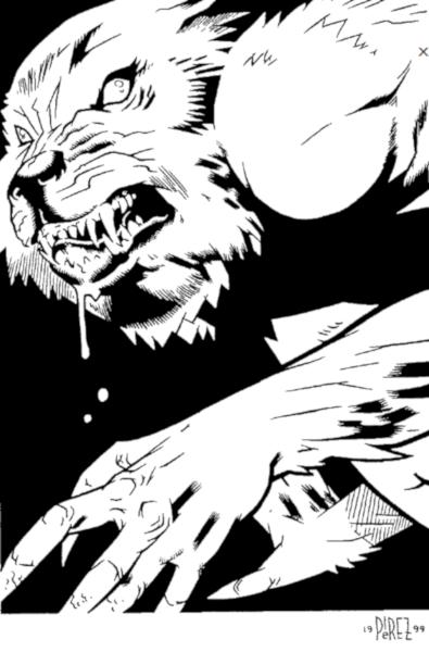 Werewolf (Rifts)