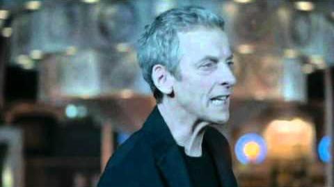 Doctor Who Listen speech