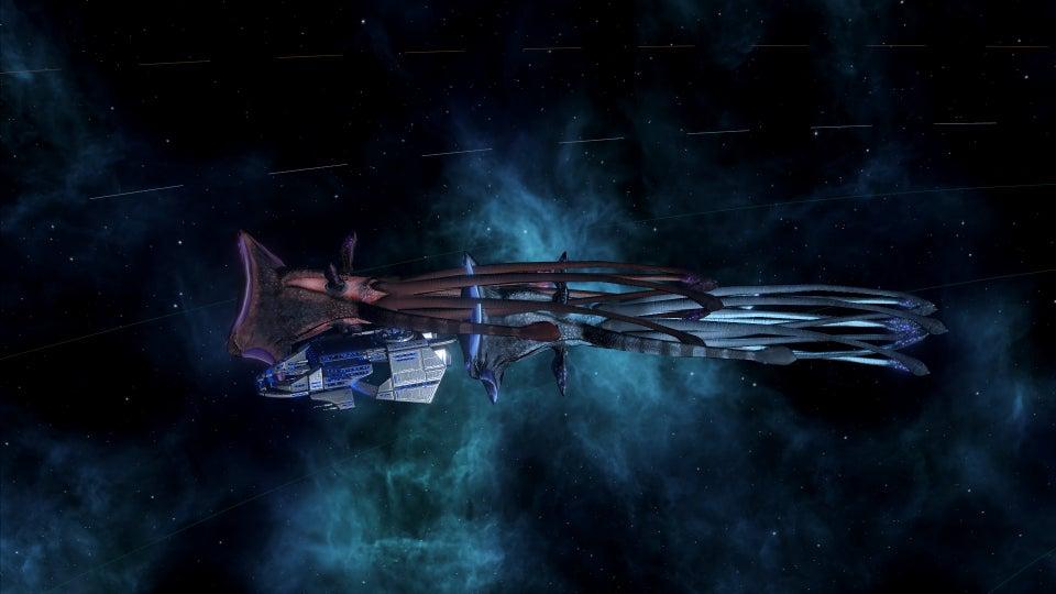 Tiyanki Space Whale