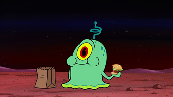 Martian (SpongeBob SquarePants)