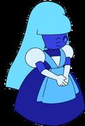 Long Hair Sapphire