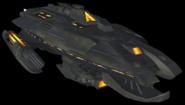 Star Trek - Gorn Balaur-class Dreadnought (Star Trek Online)
