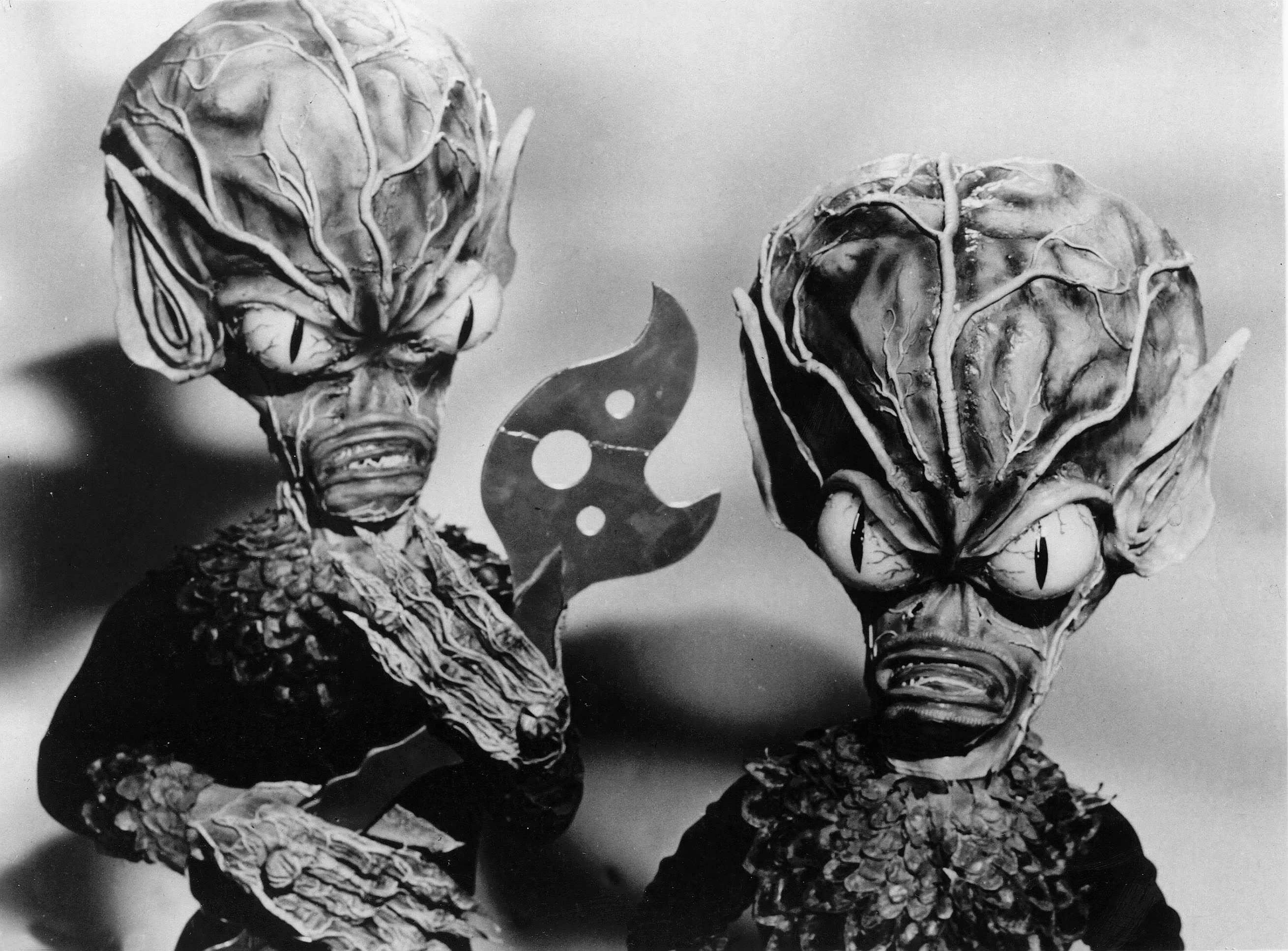 Alien (Invasion of the Saucer Men)