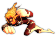 Heatblast dda