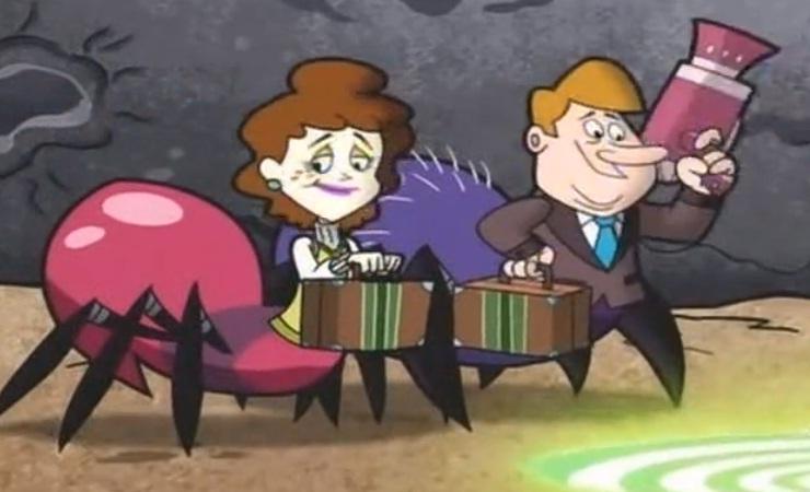 Spider (The Grim Adventures of Billy & Mandy)