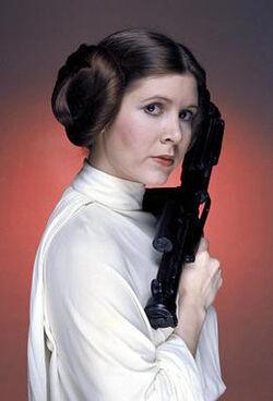 Princess Leia's characteristic hairstyle.jpg