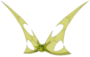 Stinkfly wings