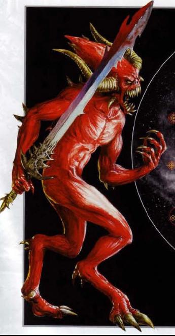 Daemon (Warhammer 40,000)