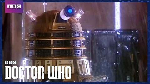 """""""You Would Make A Good Dalek"""" - Dalek - Doctor Who - BBC"""