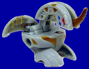Juguete Dragonoid Haos