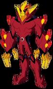OV Negative Swampfire
