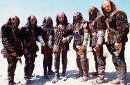 Klingons-Enterprise