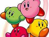 Kirby's Species
