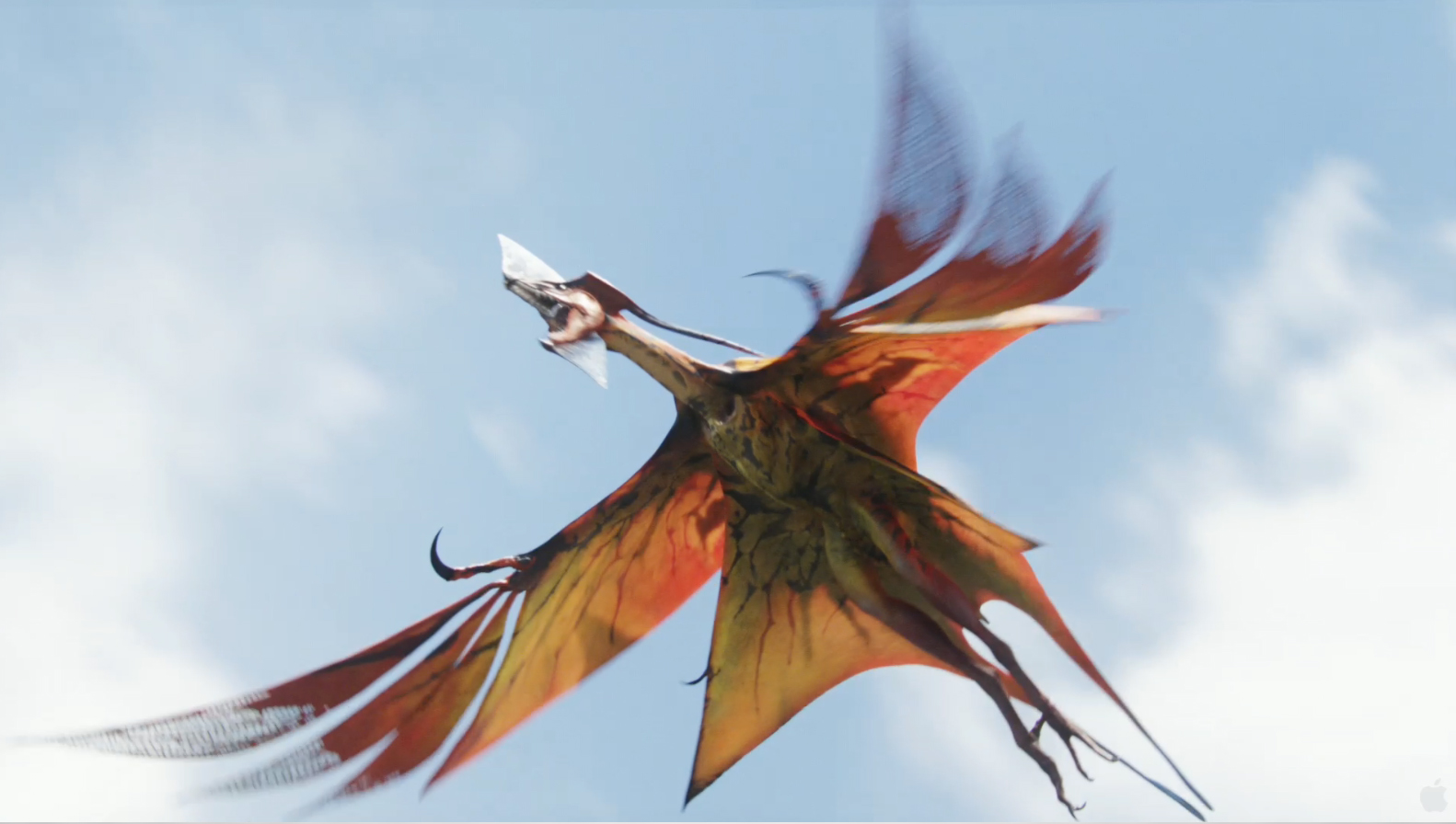 Great Leonopteryx