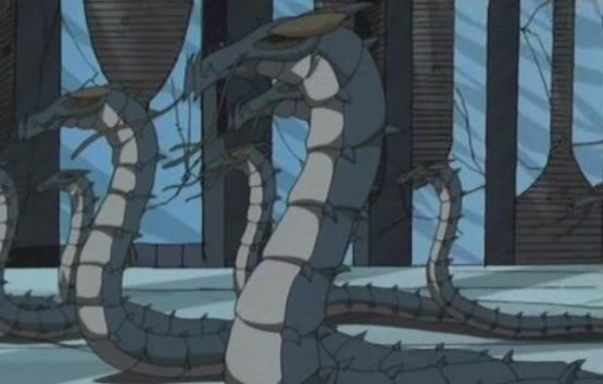 Robot Worms (Megas XLR)
