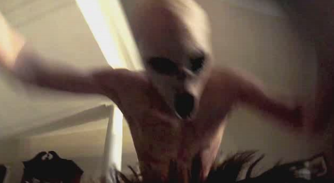 Gray Alien (V/H/S/2)