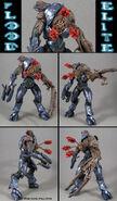Flood Elite Combat Form by Jin Saotome