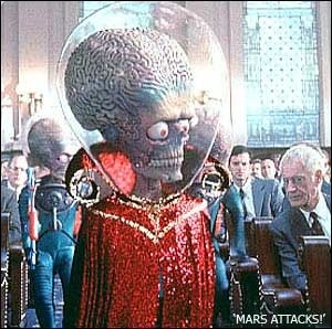 Martian (Mars Attacks!)