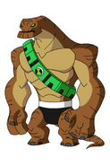 Humungosaur (Omniverse)