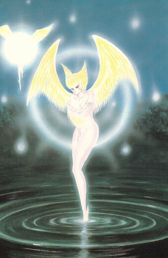 Angel (Devilman)