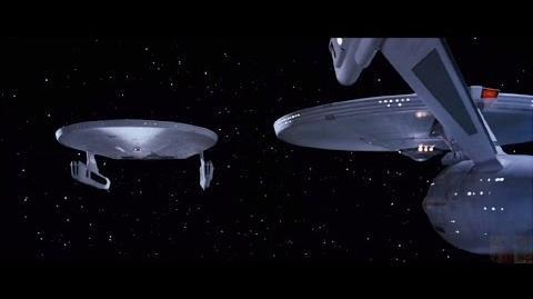 Star Trek II Wrath of Khan - Reliant Vs Enterprise; First Clash 1080p