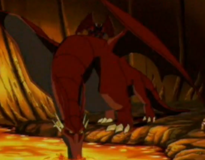 Dragon (Dragon Flyz)