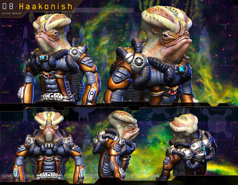 Haakonish