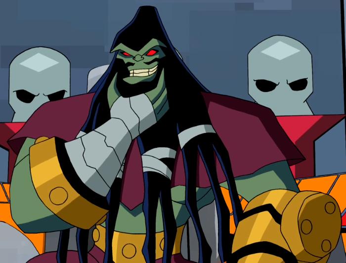 Captain Kork's Species