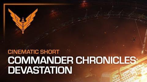 Commander Chronicles Devastation - Elite Dangerous