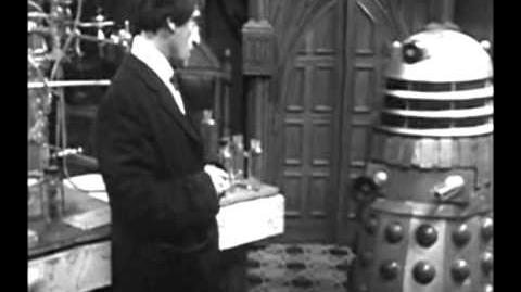 Doctor Who - The Evil of the Daleks - I Will Not Be Your Slave!