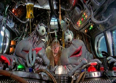 Aliens (Life of Brian)
