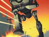 The Iron Giant's species