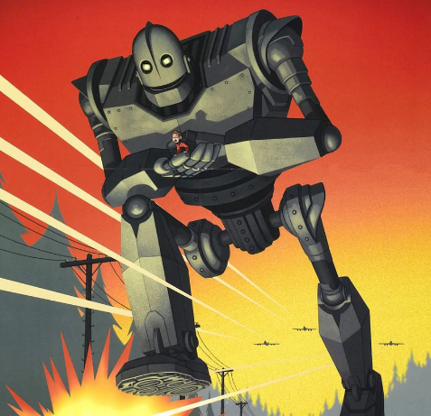 The Iron Giant's species