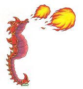 Zebesian Dragon