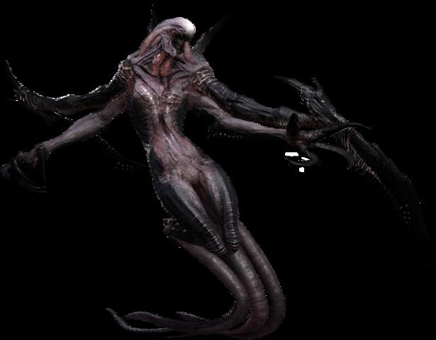 Wraith (Evolve)