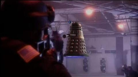 Doctor Who - Dalek - Water and Electricity