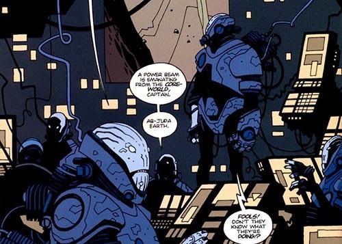 Alien (Hellboy)