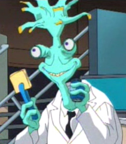 Dr. Zan'dozz Zeeltor
