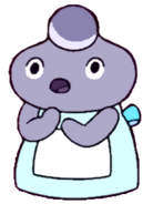 Pebble Head