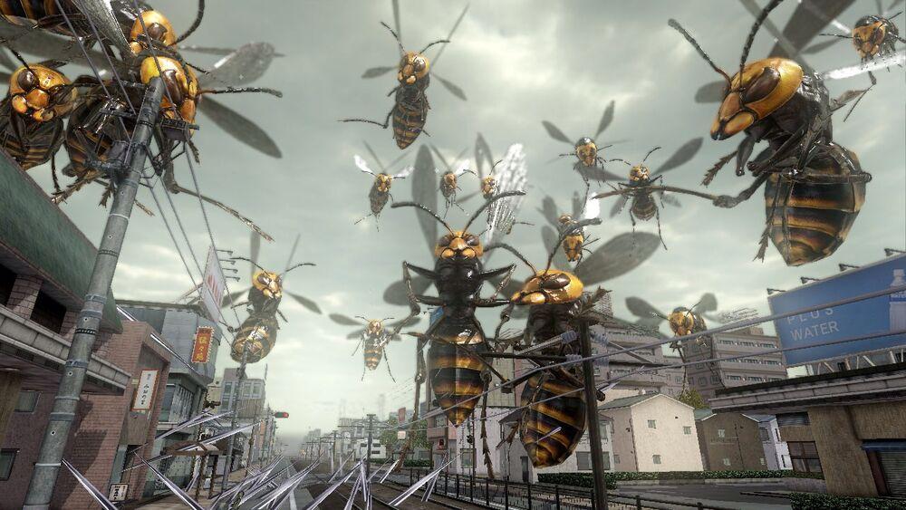 Hornet (Earth Defense Force)