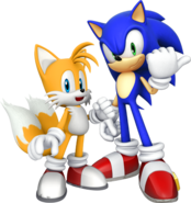 Sonic4epII Sonic and Tails