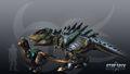 Voth Combat Dinosaurs (Star Trek Online)