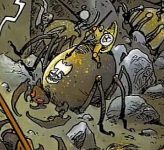 Assault Spider (Lanfeust of Troy)