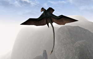 Cliff Racer (Morrowind).png