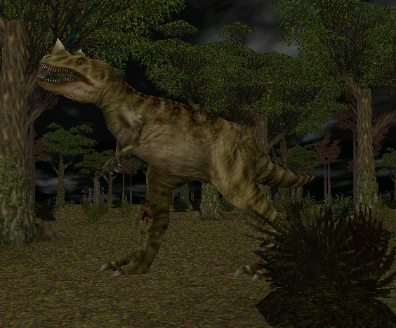 Ceratosaurus (FMM-UV 32)